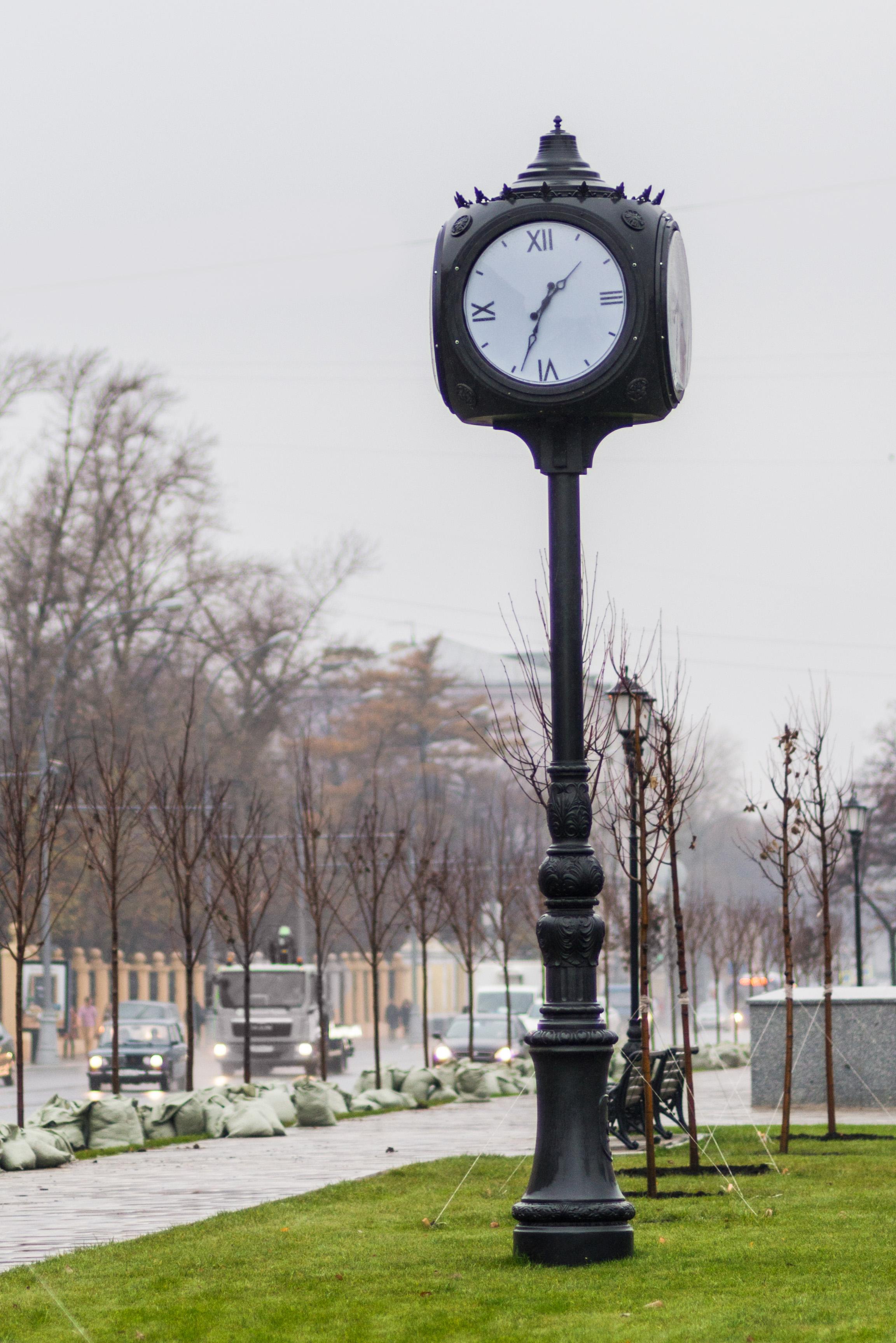 Уличных часов стоимость часов ferrari стоимость